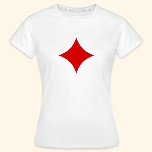 Poker - Frauen T-Shirt