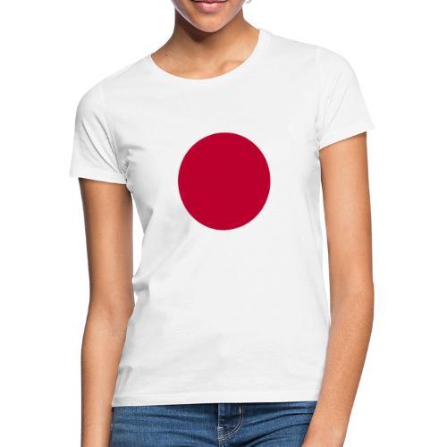 Rising sun - Naisten t-paita