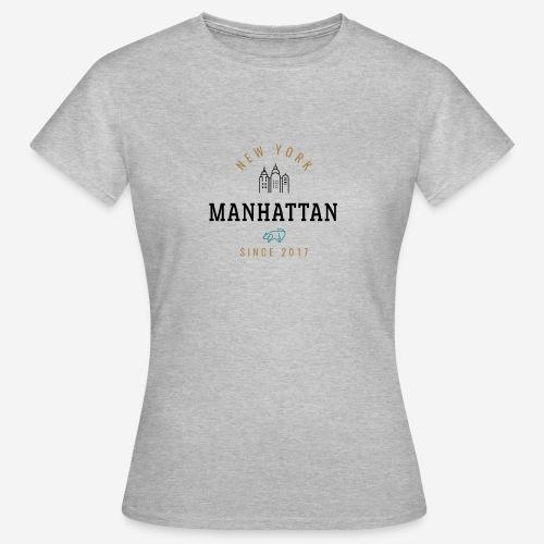 NEW YORK - MANHATTAN - Maglietta da donna