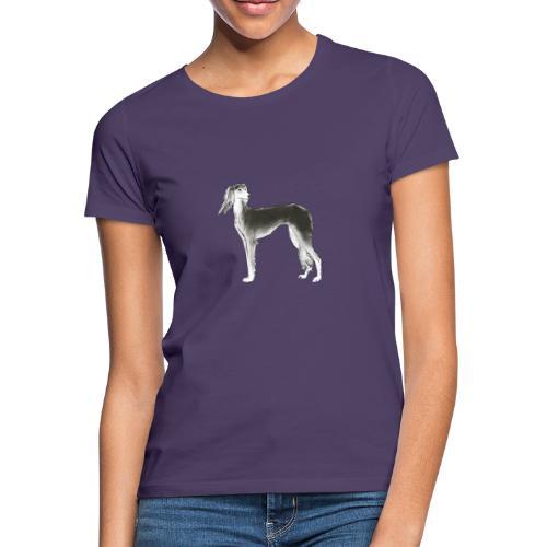 Saluki - Frauen T-Shirt