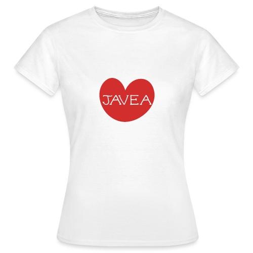 LOVE JAVEA - Camiseta mujer
