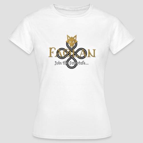 logo hp png - Frauen T-Shirt