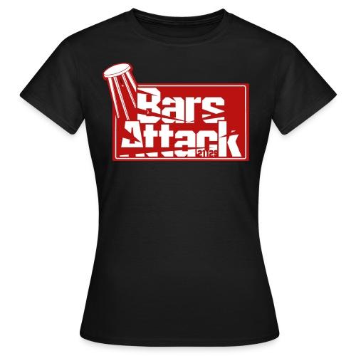 BarsAttack Basic Hamburg - Frauen T-Shirt