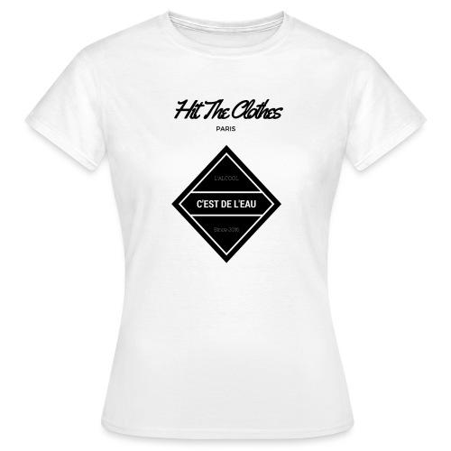 Blackbird png - T-shirt Femme