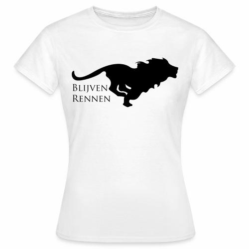 running-lion - Vrouwen T-shirt