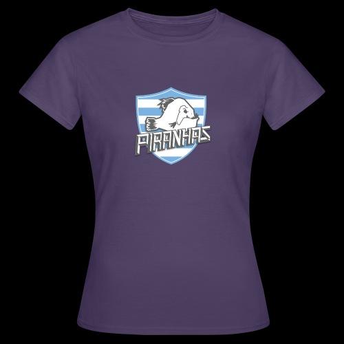 Logo Piranhas v5 - T-shirt Femme
