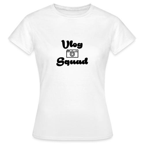 Vlog Squad - Women's T-Shirt