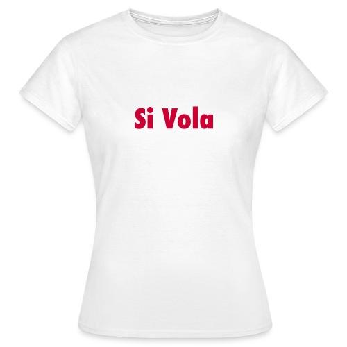 SiVola - Maglietta da donna