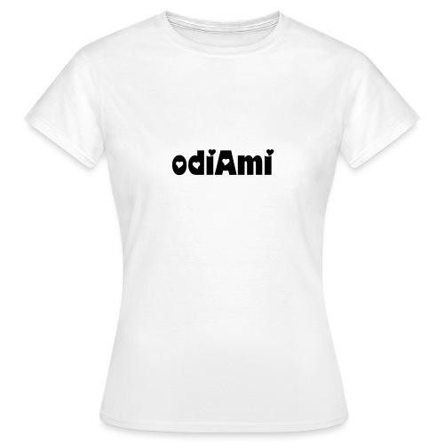 Odiami. - Maglietta da donna