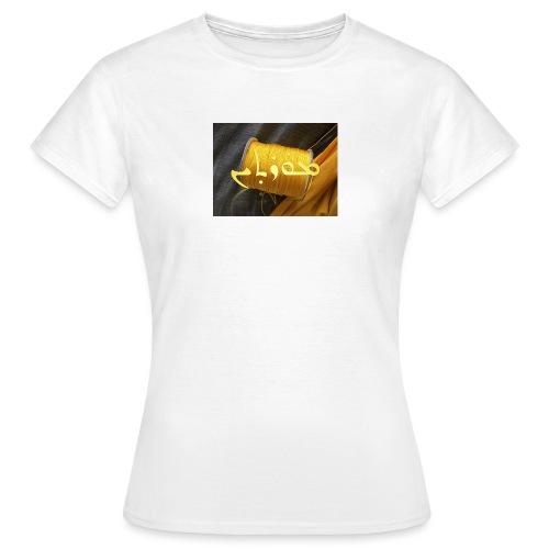 Mortinus Morten Golden Yellow - Women's T-Shirt