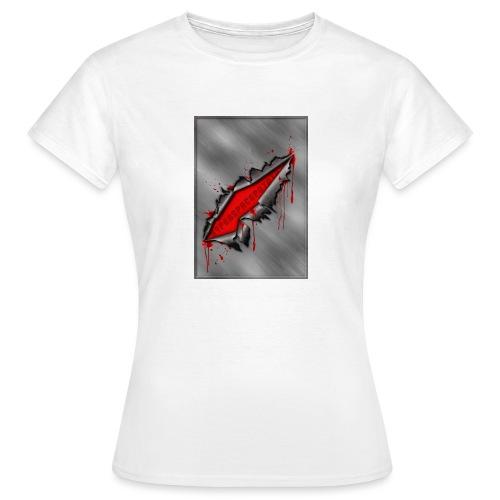 Metal Crack Hyperspace Potato - Women's T-Shirt
