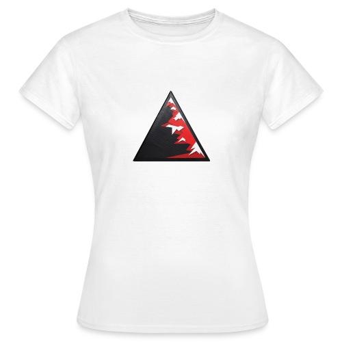 Climb high as a mountains to achieve high - Women's T-Shirt