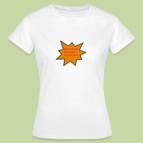 Lustiges T-shirt - Frauen T-Shirt