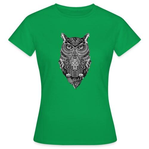 uil_groot - Vrouwen T-shirt