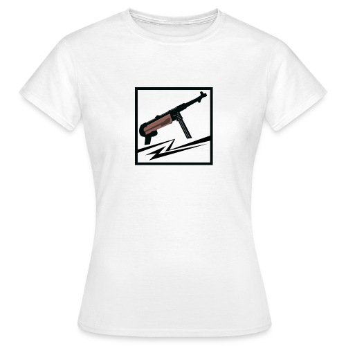 Mp40 german gun - Women's T-Shirt