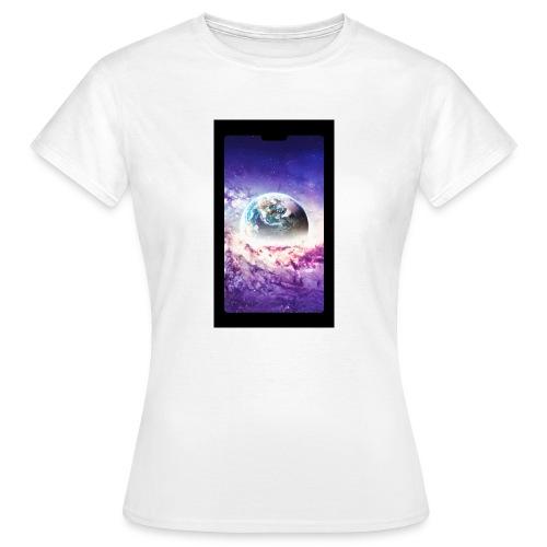 Univers - T-shirt Femme