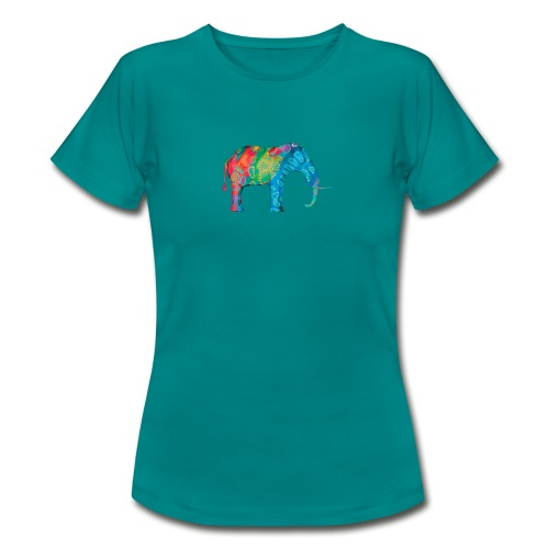 Elefant - Women's T-Shirt