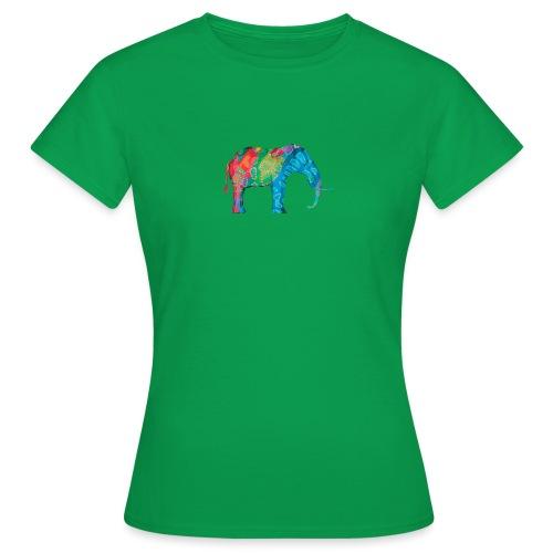 Elefant - Women's T-Shirt