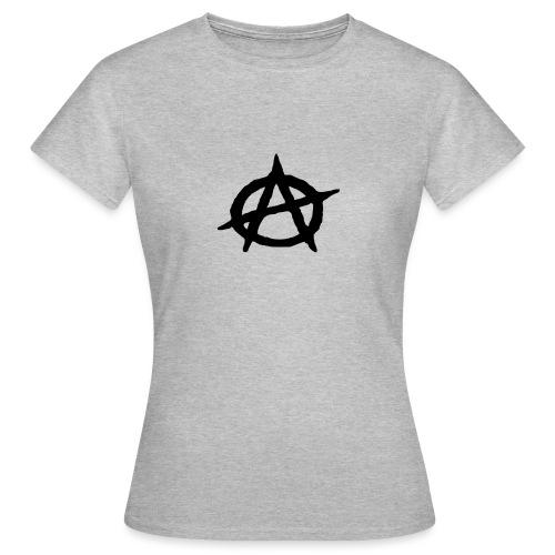 Anarchy - T-shirt Femme