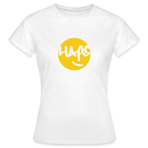 HAPS Yellow Logo - Women's T-Shirt