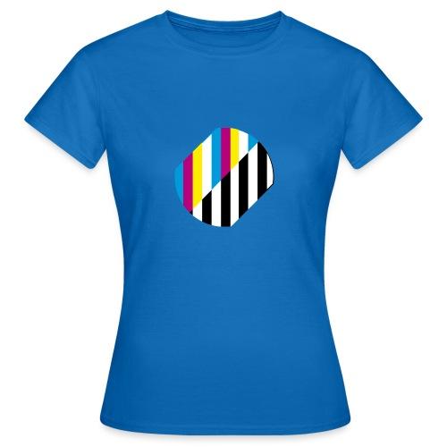 cmyk - Camiseta mujer