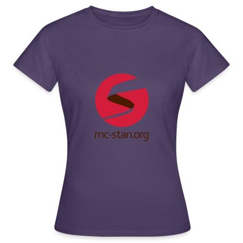 New Stan Logo - Women's T-Shirt