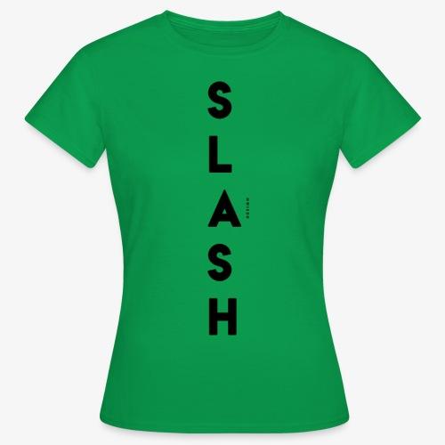 COLLEZIONE / S L A S H / DSN Invernale, verticale - Maglietta da donna
