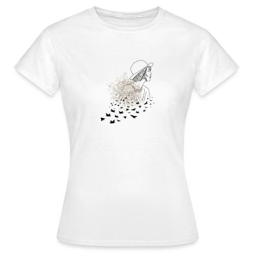 Mis dibujos - Camiseta mujer