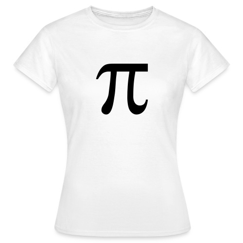 pisymbol - Vrouwen T-shirt
