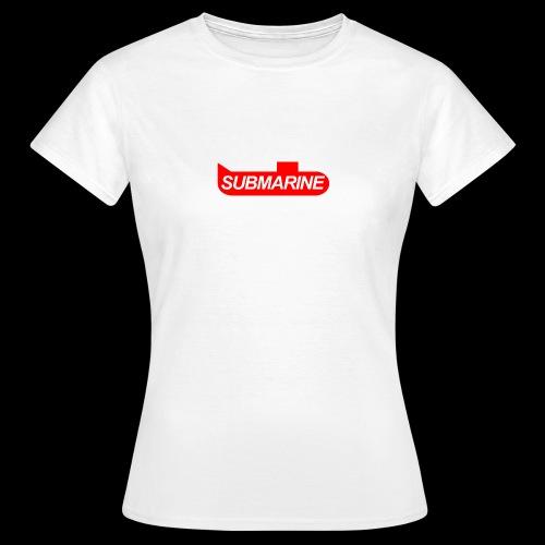 Submarine - Women's T-Shirt