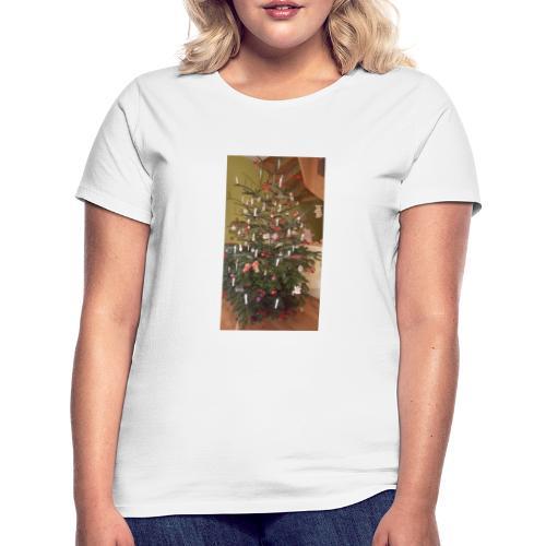 Weihnachtsbaum - Frauen T-Shirt