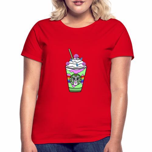 Mermaid frappuccino - Women's T-Shirt