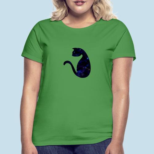 Universums Katze - Frauen T-Shirt