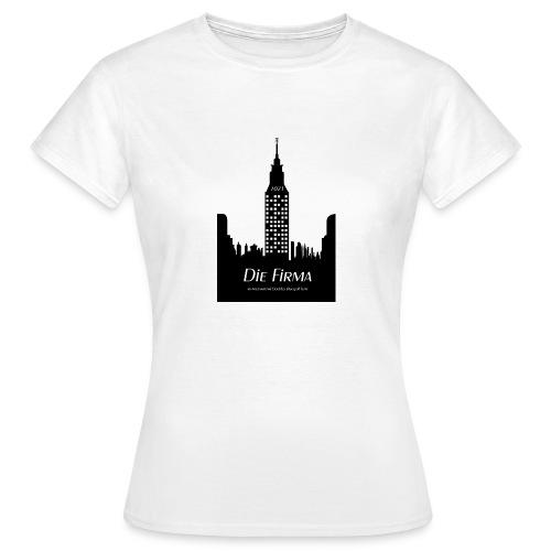 die firma original jpg - Frauen T-Shirt