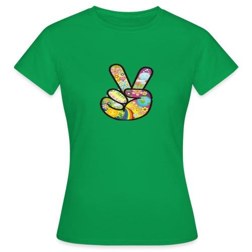 peace - Vrouwen T-shirt