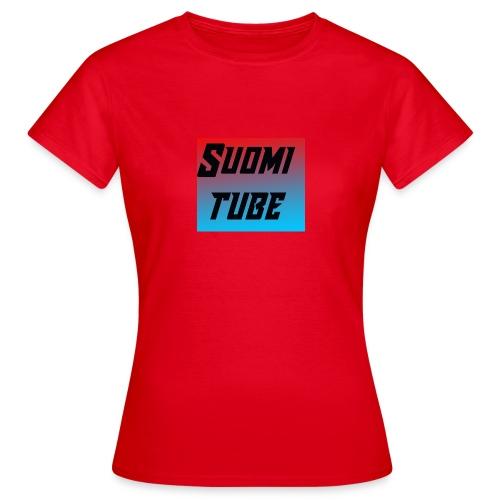 SuomiTube - Naisten t-paita