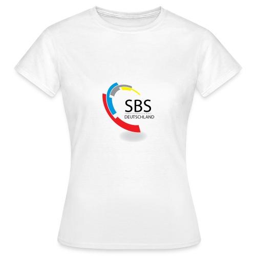 SBSDeutschland Logo - Frauen T-Shirt