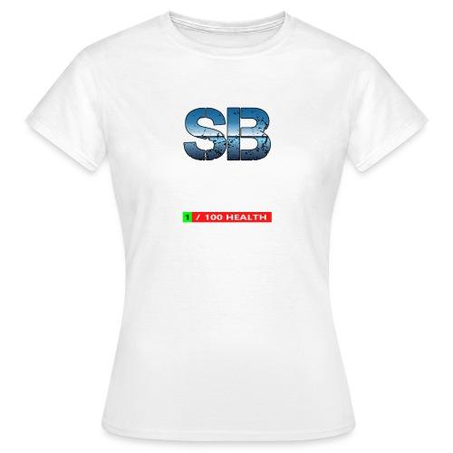 Health Tee Oh Shiiet! - Dame-T-shirt