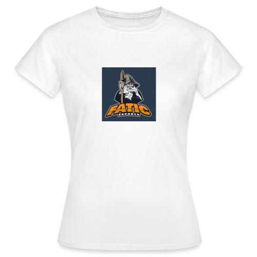 [Fatic Esports] - T-skjorte for kvinner
