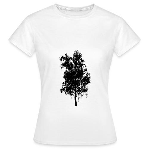 Birke - Frauen T-Shirt
