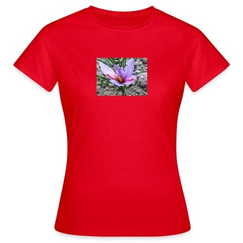 crocus - T-shirt Femme