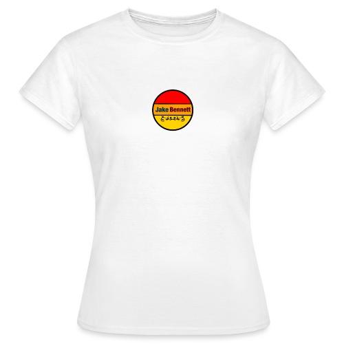 Jake Bennett Original Logo Merch - Women's T-Shirt