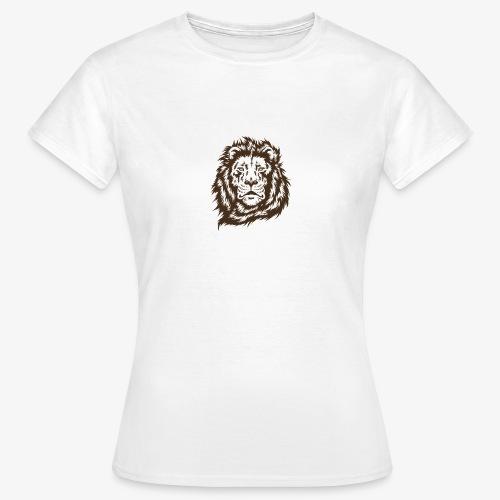 faccia leone - Maglietta da donna