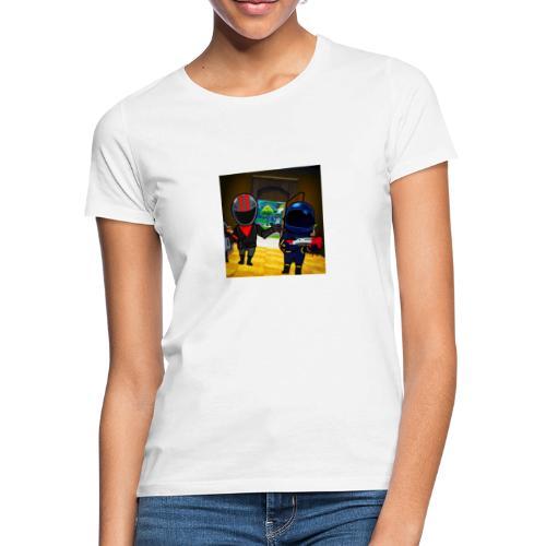 gg - T-shirt dam
