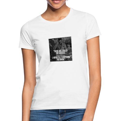2rule - Vrouwen T-shirt