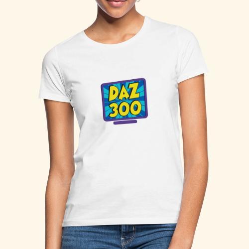 Daz300logo1 - Women's T-Shirt