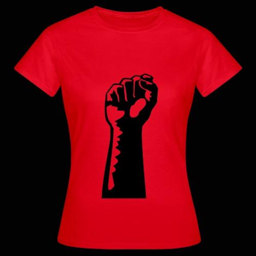 fist - Women's T-Shirt
