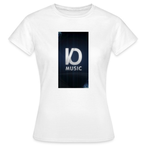iphone6plus iomusic jpg - Women's T-Shirt