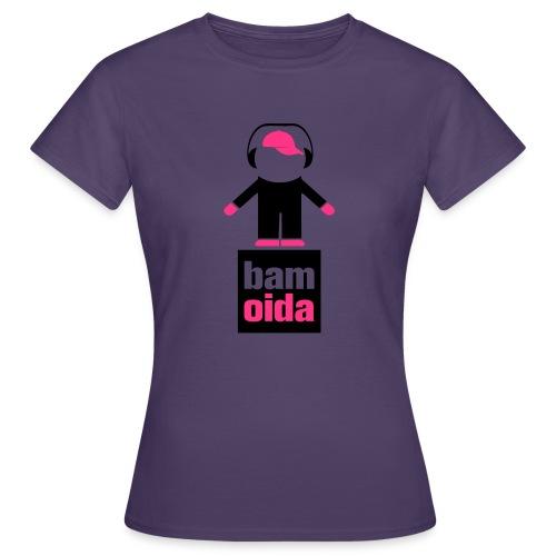 bam odia dancer - Frauen T-Shirt