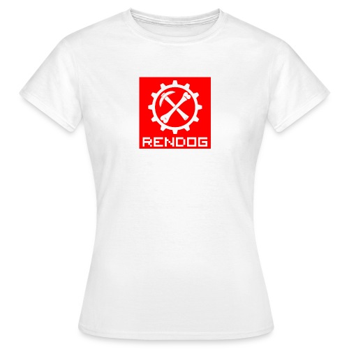 rendog shop final - Women's T-Shirt
